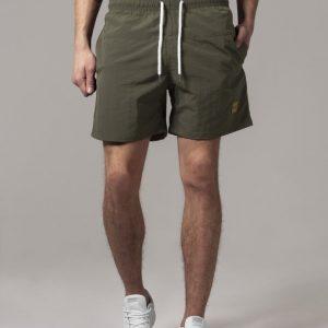 Pantaloni scurti inot oliv-oliv Urban Classics - Pantaloni scurti - Urban Classics>Barbati>Pantaloni scurti