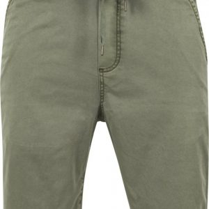 Pantaloni scurti sport Stretch Twill oliv Urban Classics - Pantaloni scurti - Urban Classics>Barbati>Pantaloni scurti