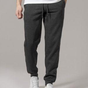 Pantaloni sport Basic gri carbune Urban Classics - Pantaloni trening - Urban Classics>Barbati>Pantaloni trening