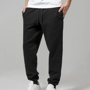 Pantaloni sport Basic negru Urban Classics - Pantaloni trening - Urban Classics>Barbati>Pantaloni trening