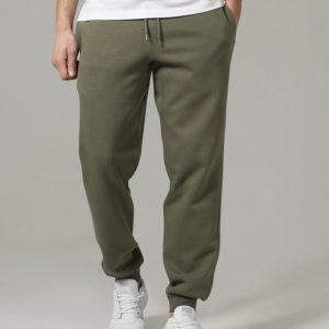 Pantaloni sport Basic oliv Urban Classics - Pantaloni trening - Urban Classics>Barbati>Pantaloni trening