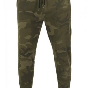 Pantaloni trening Camo oliv-camuflaj Urban Classics - Pantaloni trening - Urban Classics>Barbati>Pantaloni trening
