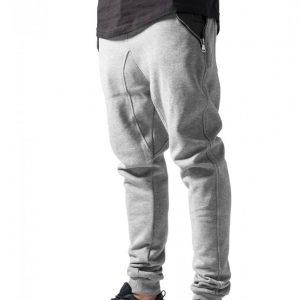 Pantaloni trening cu fermoar lateral - Pantaloni trening - Urban Classics>Barbati>Pantaloni trening