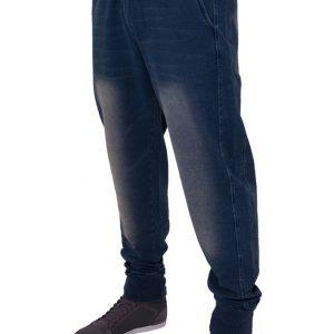 Pantaloni trening tip denim - Pantaloni trening - Urban Classics>Barbati>Pantaloni trening