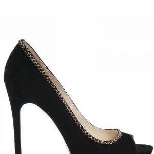 Pantofi EXPA55012 Negru - Incaltaminte - Incaltaminte / Pantofi cu toc