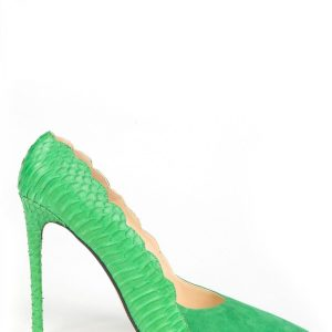 Pantofi EXPA88626 Verde - Incaltaminte - Incaltaminte / Pantofi cu toc