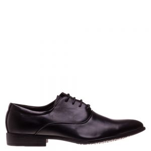 Pantofi barbati Alexander 2 negri - Incaltaminte Barbati - Pantofi Barbati