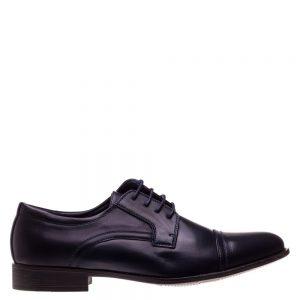 Pantofi barbati Alexander albastri - Incaltaminte Barbati - Pantofi Barbati