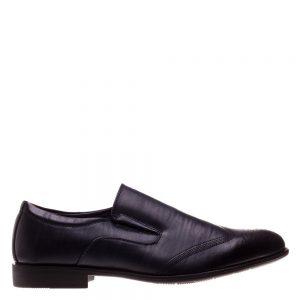 Pantofi barbati Collin albastri - Incaltaminte Barbati - Pantofi Barbati