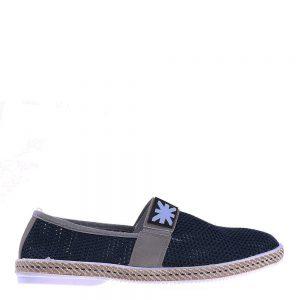 Pantofi barbati Horace albastri - Incaltaminte Barbati - Pantofi Barbati