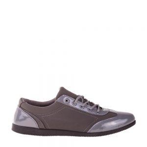 Pantofi barbati Lars gri - Incaltaminte Barbati - Pantofi Barbati