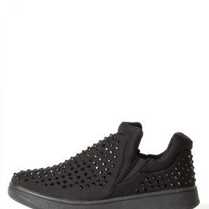 Pantofi cu detalii aplicate Negru - Incaltaminte - Incaltaminte / Pantofi sport