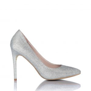Pantofi cu toc EXPA2386 Argintiu - Incaltaminte - Incaltaminte / Pantofi cu toc