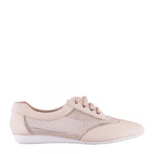 Pantofi dama Astrid bej - Incaltaminte Dama - Pantofi Dama