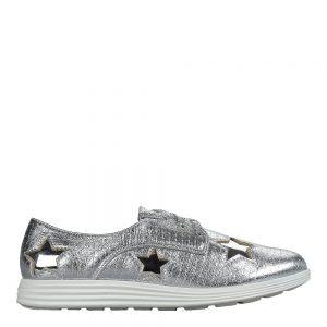 Pantofi dama Blanch argintii - Incaltaminte Dama - Pantofi Dama