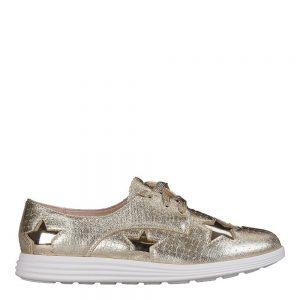 Pantofi dama Blanch aurii - Incaltaminte Dama - Pantofi Dama