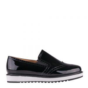 Pantofi dama Florez negri - Incaltaminte Dama - Pantofi Dama