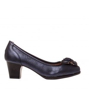 Pantofi dama Galarza albastri - Incaltaminte Dama - Pantofi Dama
