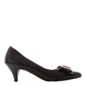 Pantofi dama Gale maro - Incaltaminte Dama - Pantofi Dama