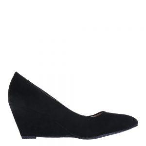 Pantofi dama Koch negri - Incaltaminte Dama - Pantofi Dama