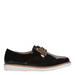 Pantofi dama Maire negri - Incaltaminte Dama - Pantofi Dama