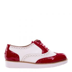 Pantofi dama Murillo rosii - Incaltaminte Dama - Pantofi Dama