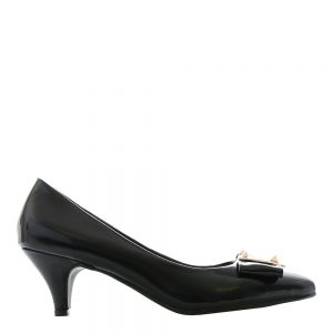 Pantofi dama Nancy negri - Incaltaminte Dama - Pantofi Dama