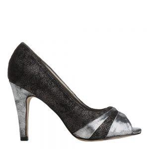 Pantofi dama Odalis negri - Incaltaminte Dama - Pantofi Dama