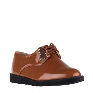 Pantofi dama Rivas camel - Incaltaminte Dama - Pantofi Dama