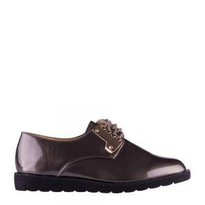 Pantofi dama Rivas gri - Incaltaminte Dama - Pantofi Dama