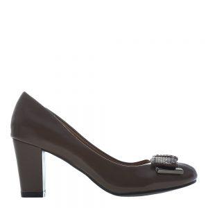Pantofi dama Wilbur khaki - Incaltaminte Dama - Pantofi Dama