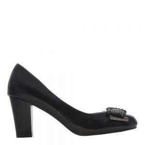Pantofi dama Wilbur negri - Incaltaminte Dama - Pantofi Dama