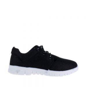 Pantofi sport copii Anson negri - Incaltaminte Copii - Pantofi Sport Copii
