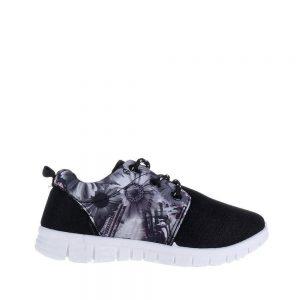 Pantofi sport copii Dakian negri - Incaltaminte Copii - Pantofi Sport Copii