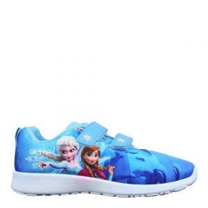 Pantofi sport copii Frozen albastri - Incaltaminte Copii - Pantofi Sport Copii