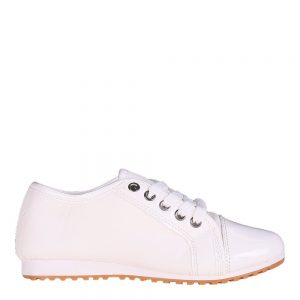 Pantofi sport copii Longstreet albi - Incaltaminte Copii - Pantofi Sport Copii