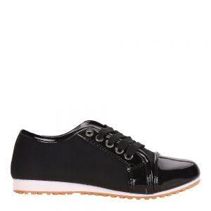 Pantofi sport copii Longstreet negri - Incaltaminte Copii - Pantofi Sport Copii