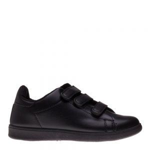 Pantofi sport copii Matei negrii cu scai - Incaltaminte Copii - Pantofi Sport Copii