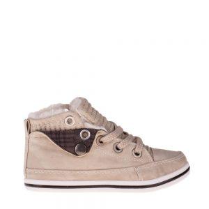 Pantofi sport copii Perseus bej - Incaltaminte Copii - Pantofi Sport Copii