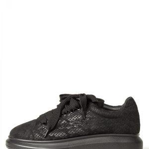 Pantofi sport cu talpa inalta Negru - Incaltaminte - Incaltaminte / Pantofi sport