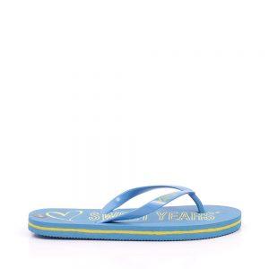 Papuci copii 5235 albastri - Incaltaminte Copii - Papuci copii