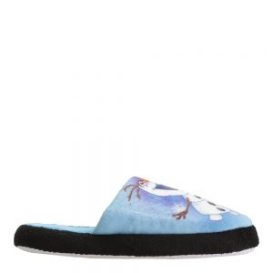 Papuci copii Olaf Frozen albastri - Incaltaminte Copii - Papuci copii