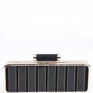 Plic EXG315 Negru/Auriu - Accesorii - Accesorii / Bratari