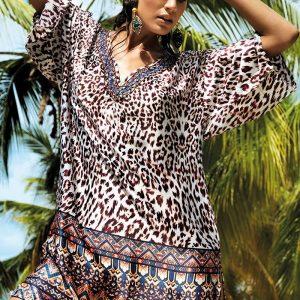 Rochie de plaja Audrina din colectia Vacanze - Costume de baie - Rochii si fuste