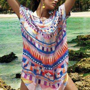 Rochie de plaja Cecille din colectia Vacanze - Costume de baie - Rochii si fuste
