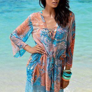 Rochie de plaja Valeria - Costume de baie - Rochii si fuste