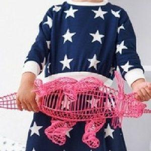Rochie fetiță Super Star - Produse > Colecția Mama și Copilul -