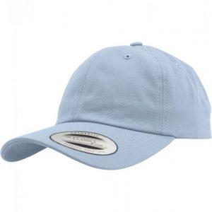 Sepci Low Profile Cotton Twill bleu Flexfit - Flexfit - Flexfit
