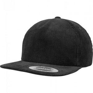 Sepci rap Snapback Premium Corduroy negru Flexfit - Flexfit - Flexfit