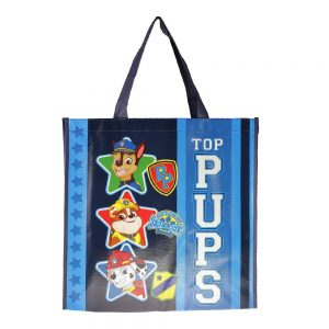 Shopping bag Paw Patrol albastra - Aксесоари - Aксесоари Детски